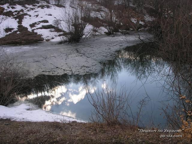 Озеро на Джурле