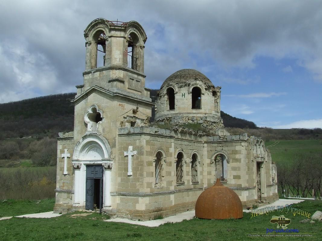 монастырь Святого Луки, Лаки