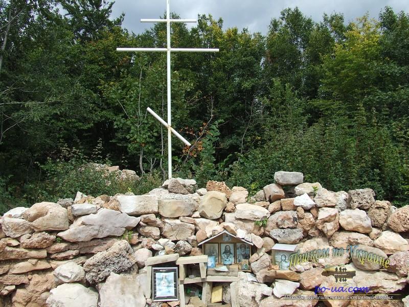 Развалины храма Христа Спасителя