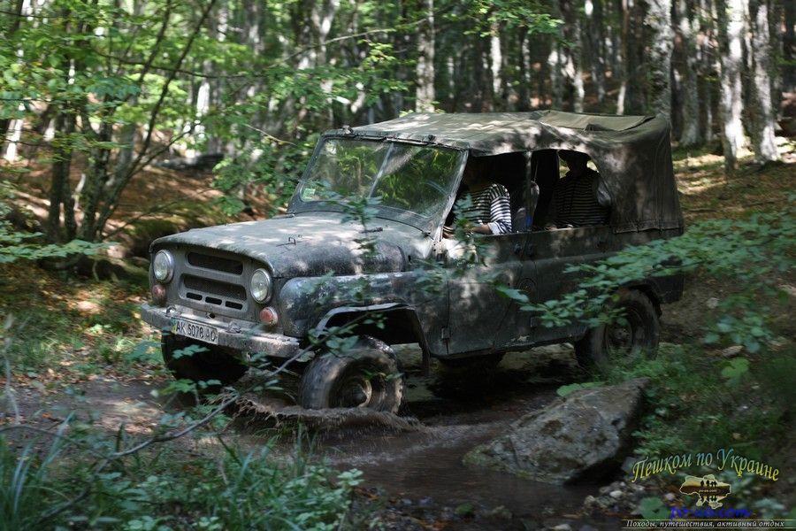 Экскурсионный тур по горам Крыма