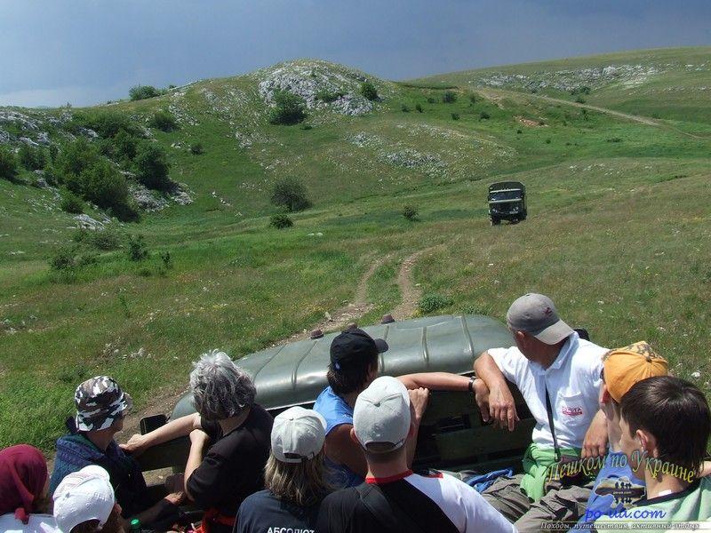 Экскурсионный тур по Крыму