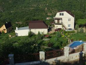 Роскошный особняк в Крыму, где отдыхать дешево не получится