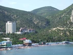 Новый Свет - место недешевого отдыха в Крыму