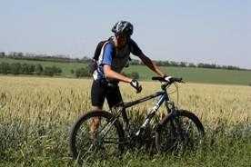 Хорошо отдохнуть в Крыму с велосипедом