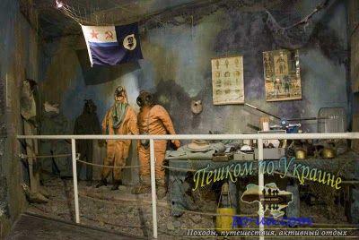 Музей катастроф на водах в Малореченском