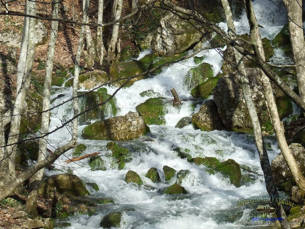 Крымские воды весной