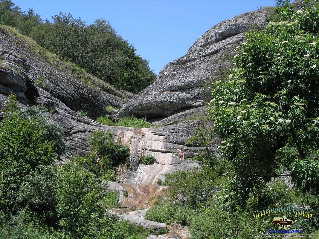Водопад Джурла