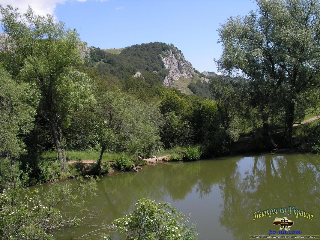 Озеро Джурла