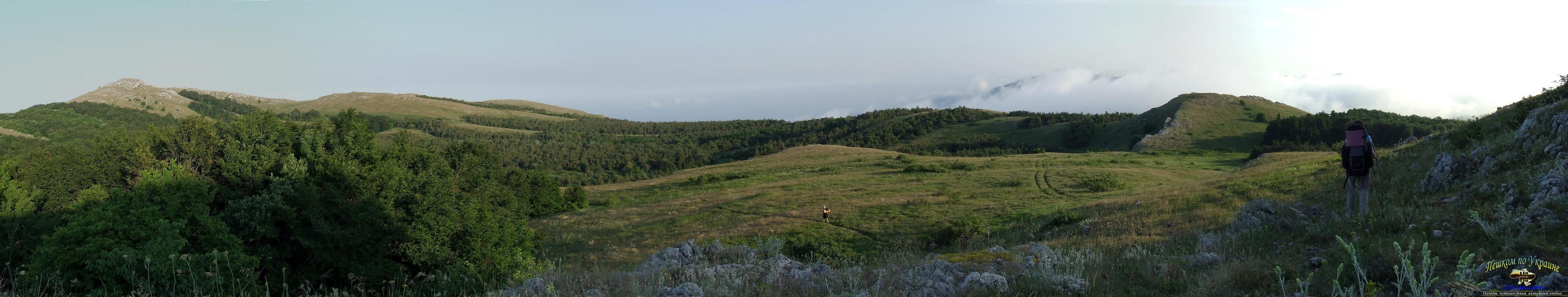 Верхнее плато Караби-яйлы