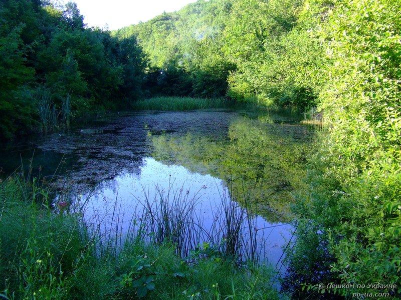Озеро в Пятой Балке