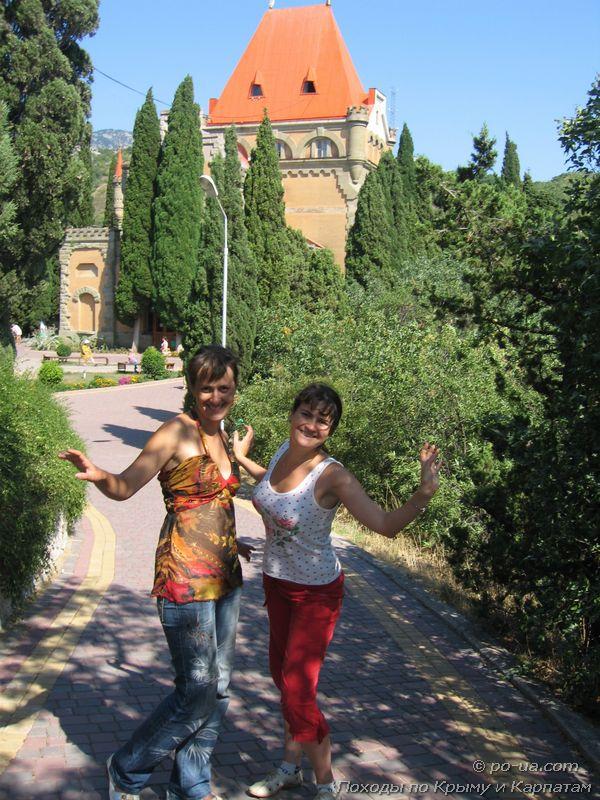 Отдых в Крыму в лагере Утес