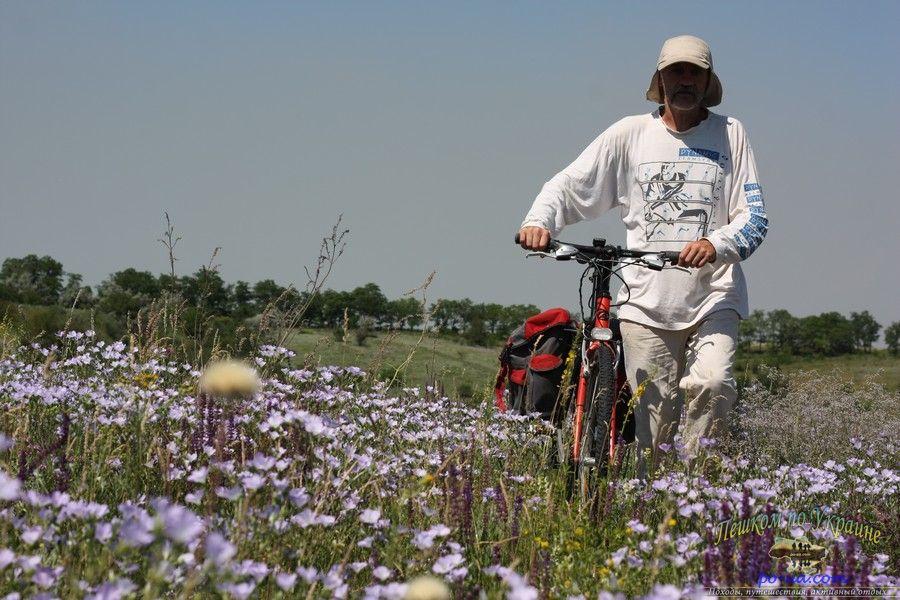 Велопоход по горам Крыма