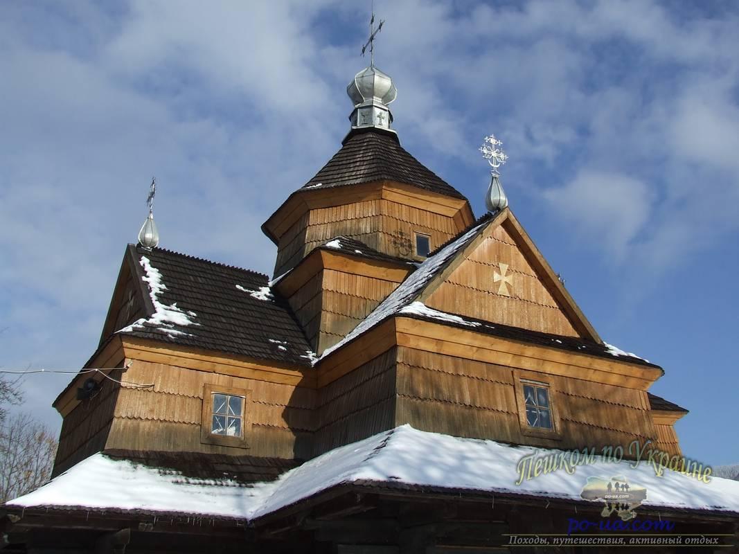 Церковь Рождества Богородицы (1657г), Рождество в Карпатах
