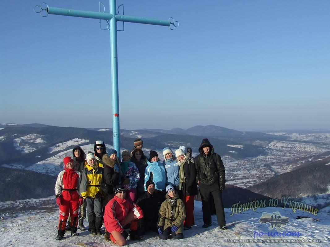 На горе Маковица