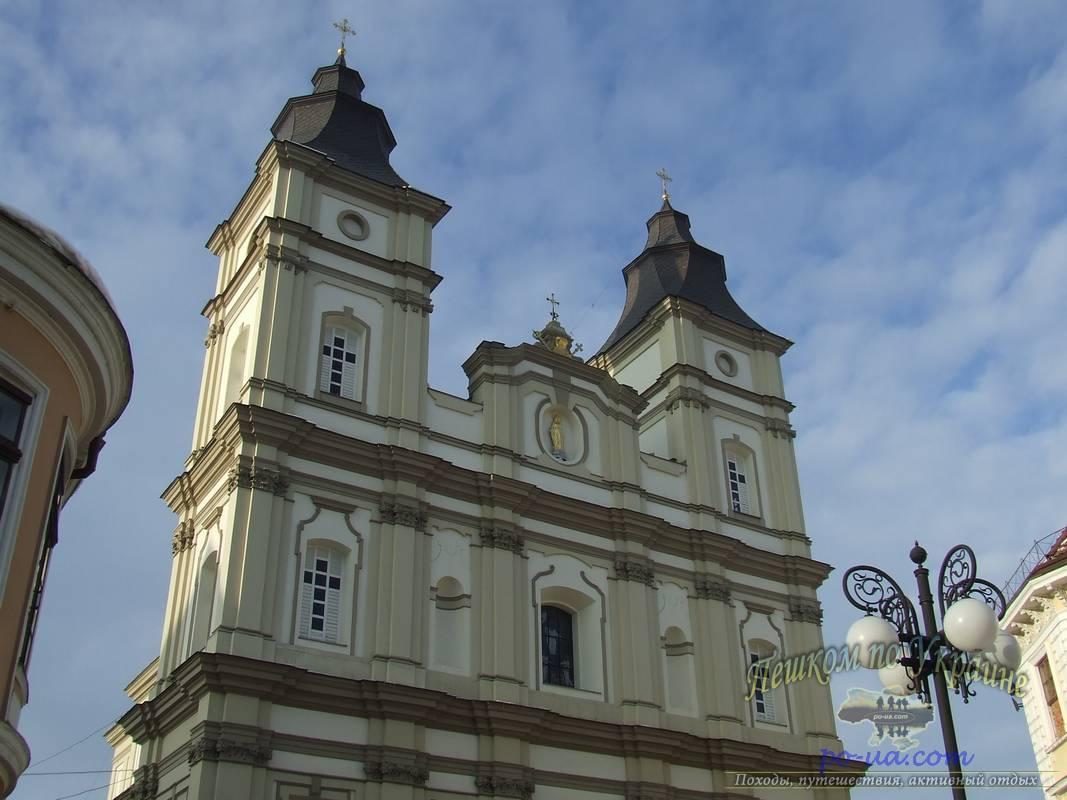 Ивано-Франковск. Церковь