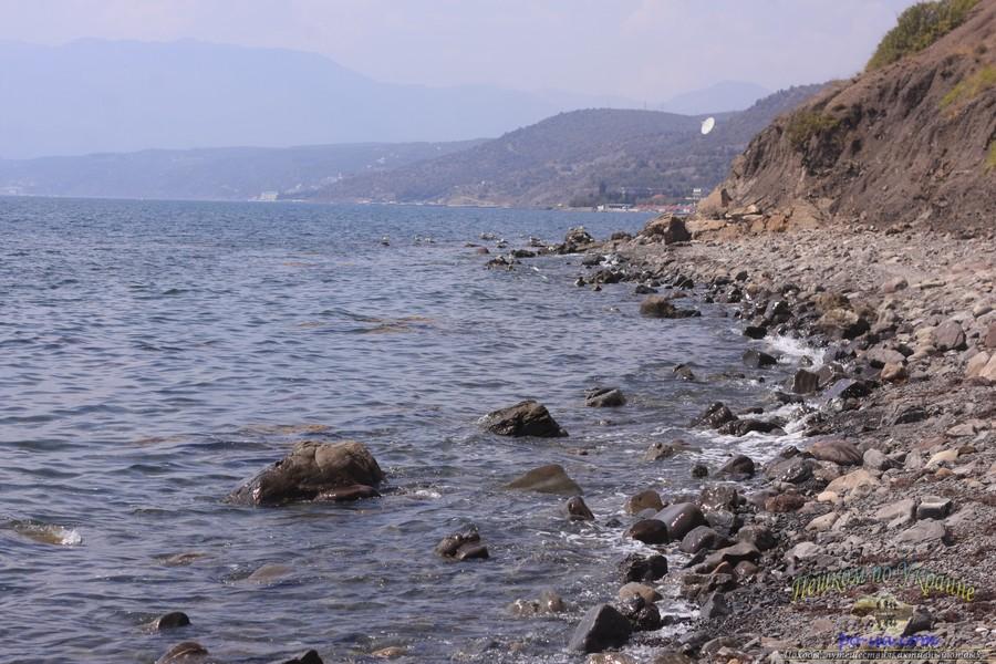 Дикий отдых на Черном море, Крым