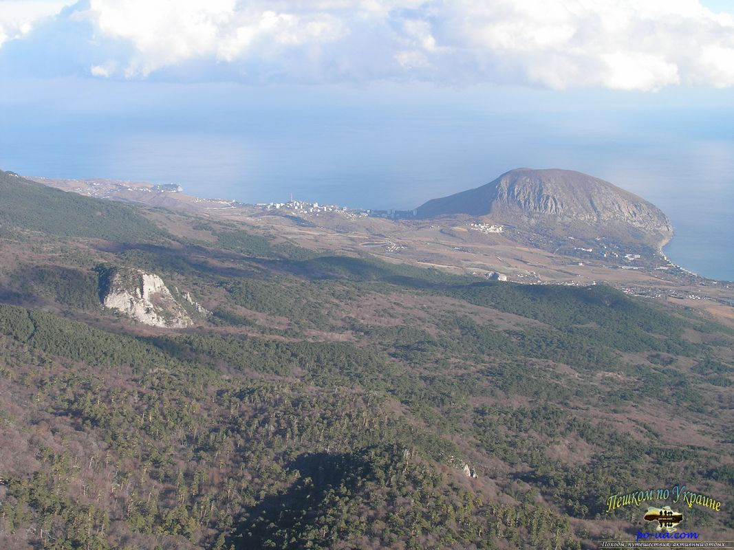 Экскурсия по Крымскому Природному заповеднику