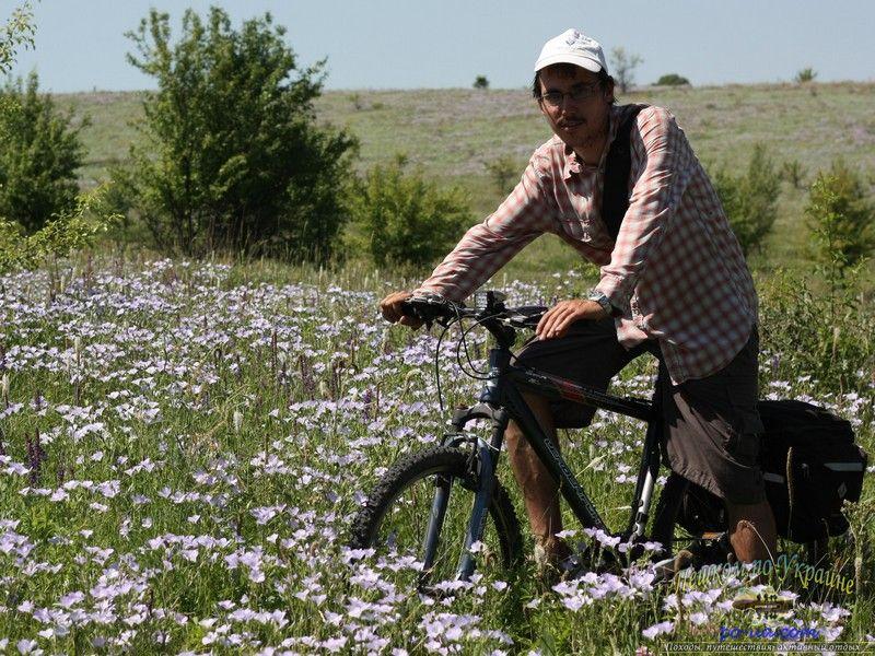 Велопоход. Активный отдых в Крыму