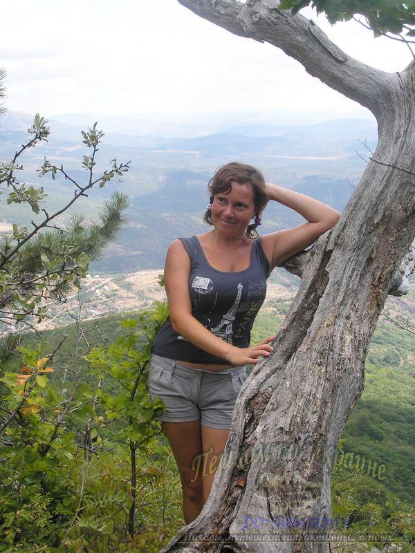 Лучший отдых в Крыму - пешком на Демерджи-яйлу