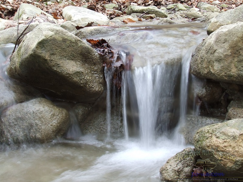 Воды Кучук-Карасу