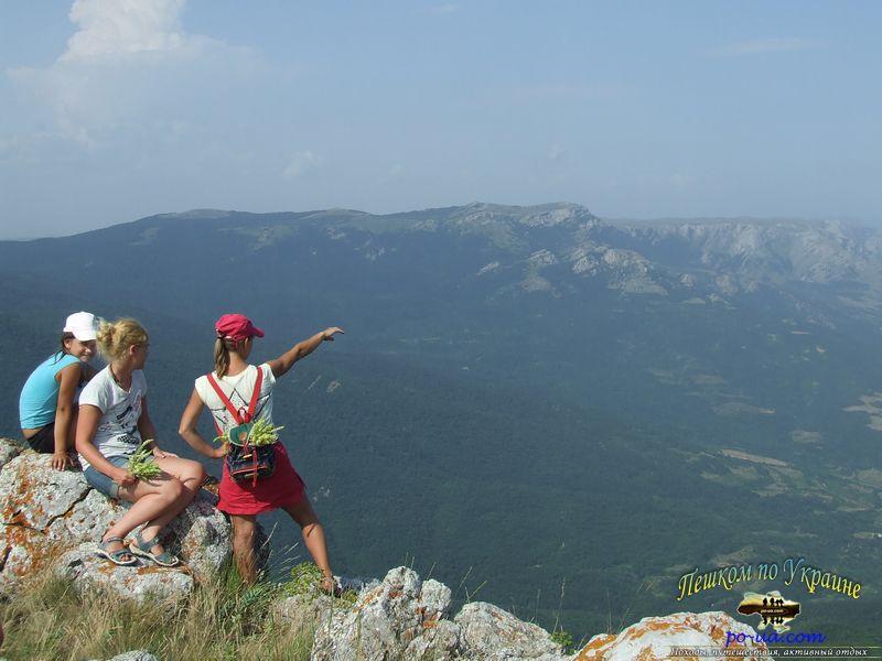 Активный отдых в горах, Черное море