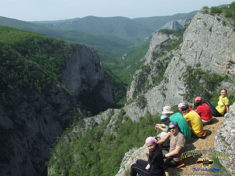 Где можно отдохнуть в горах Крыма