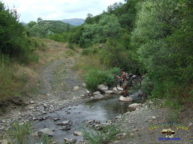 отдых в Крыму на велосипедах