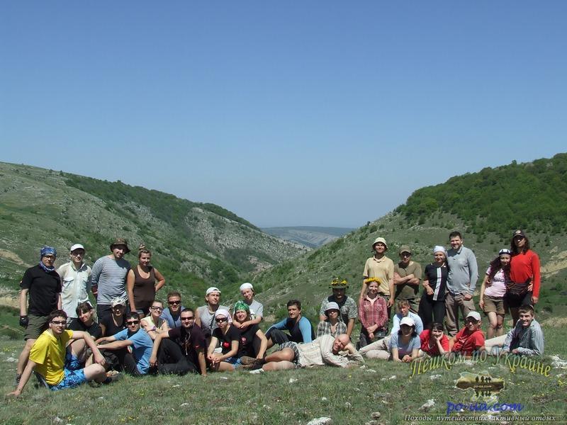 Майский поход по Крыму