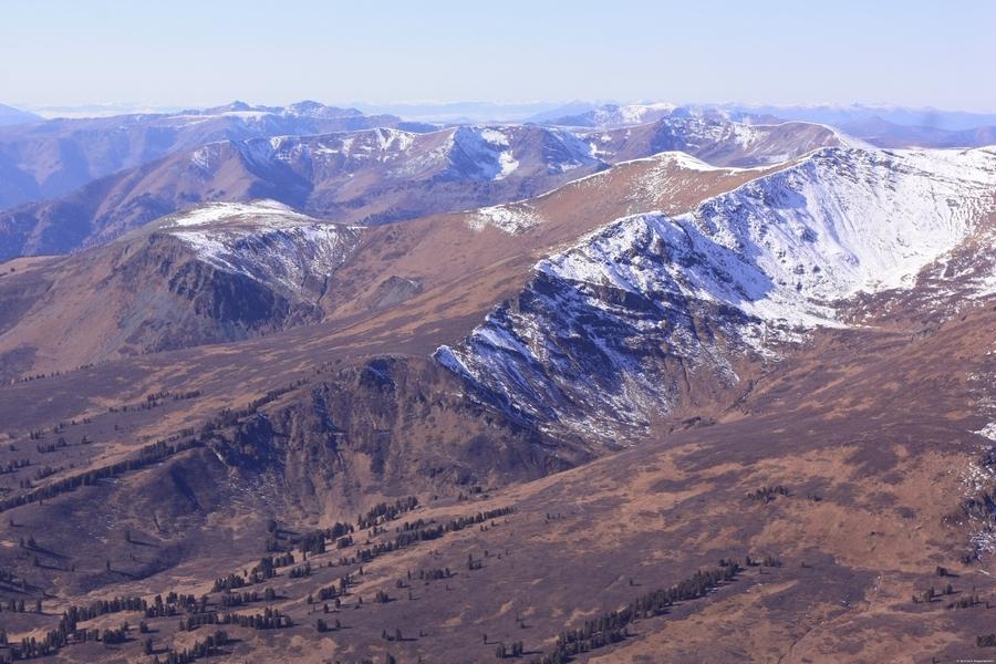 Алтайский хребет