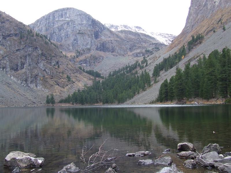 Алтайский покой и безмятежность