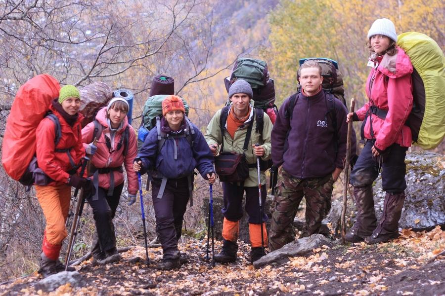 Алтайский коллектив, не спешащий покинуть горы