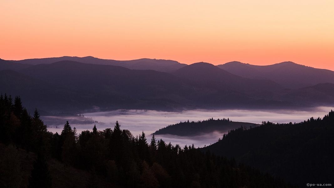 Карпатский туман