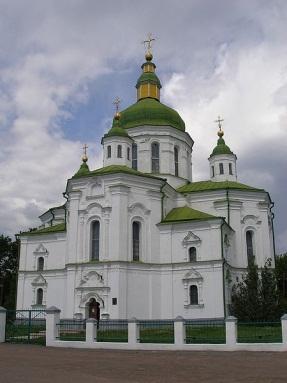 Описание: Файл:Cerkva v Sorochintsah.JPG