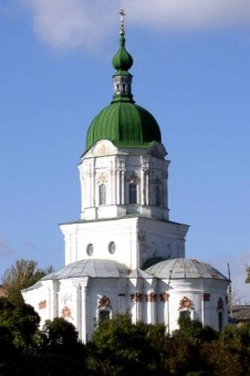 Описание: Файл:Church of the Holy Trinity, 1780. Late Baroque. Dykanka.jpg