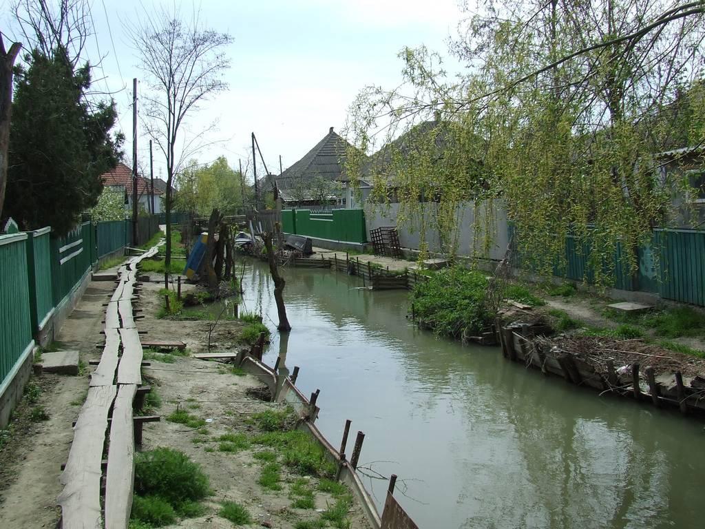 Поход по Южной Бессарабии (Вилково)